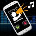 Loud Caller Name Ringtone icon
