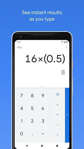 Calculator 7.8 (271241277) screenshots 1