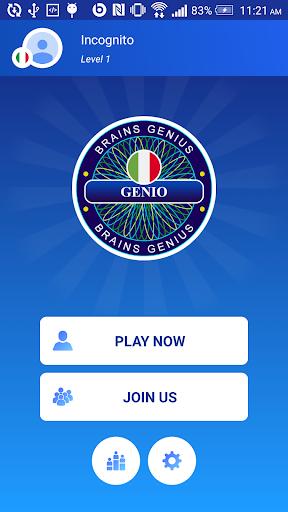 Millionaire Italian Genius - Quiz Trivia Puzzle HD 1.0.0.20181120 screenshots 1