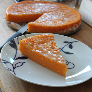 Jaya's Orange Cake