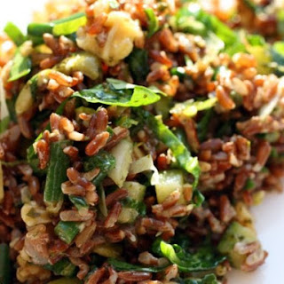 Camargue Red Rice Salad Recipe