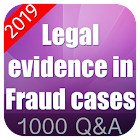 Legal evidence in Fraud cases Exam Prep 2019 icon