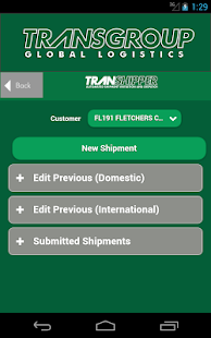 TransGroup Mobile- screenshot thumbnail