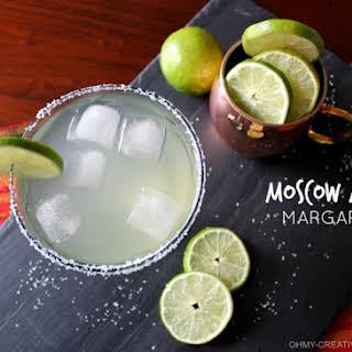Moscow Mule Margarita.