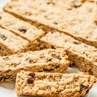 Flax Seed Oatmeal Breakfast Bars Recipes.