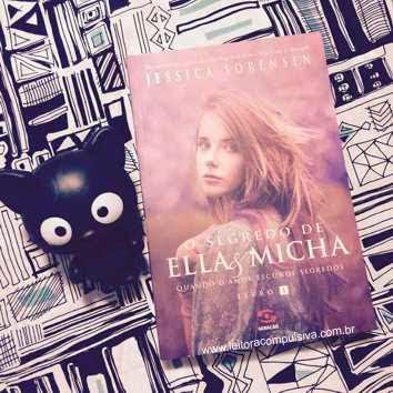 Desafio lendo e escrevendo leitora compulsiva o segredo de ella e micha