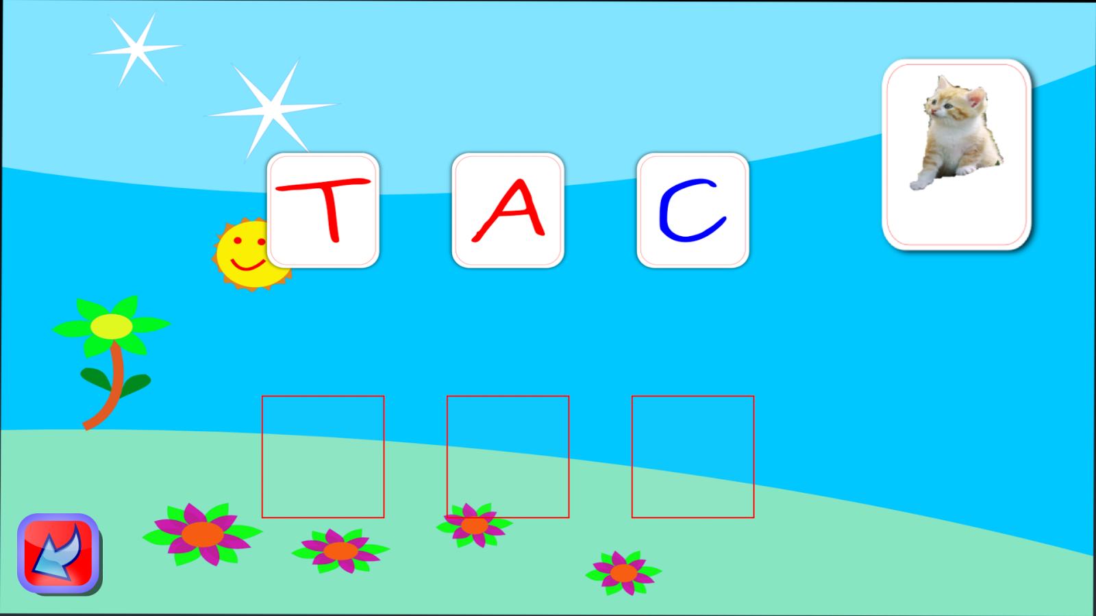 Learn ABC for kids- screenshot