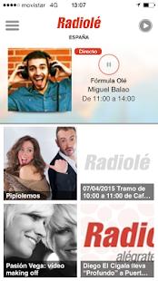 Radiolé - náhled