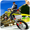 City Motorcycle Driving : Police Bike Simulator APK Icon
