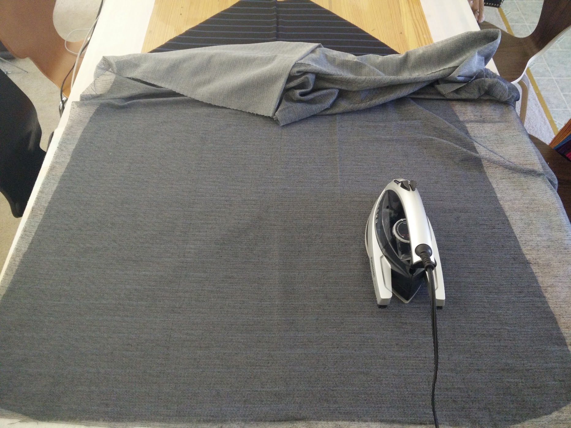 In-Progress: DIY Three-Way Apron Dress - DIY Fashion Garments