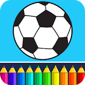 Fooball Kids Color Game