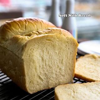Super Soft Asian Milk Bread 牛奶麵包.