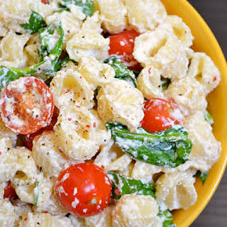 Ricotta Cheese Pasta Salad Recipes.