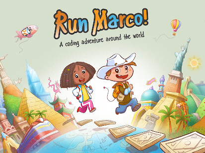 Run Marco!- screenshot thumbnail