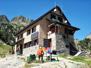 Photo: Refuge de Colomers