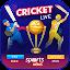 Live Cricket Scores & Live Cricket News Icon