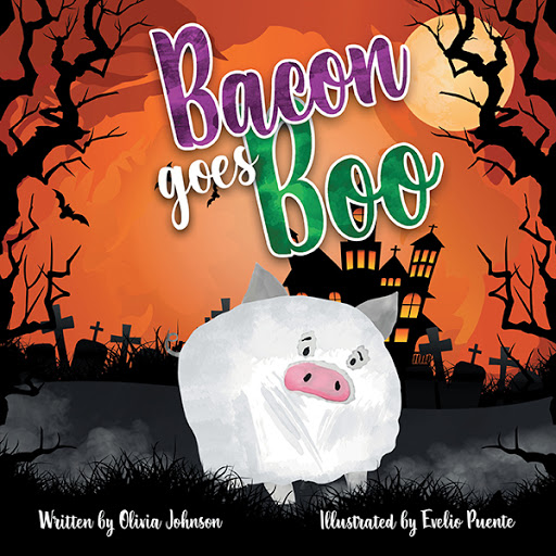 Bacon goes Boo cover