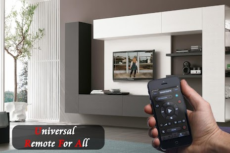 Remote for All TV: Universal Remote Control - náhled