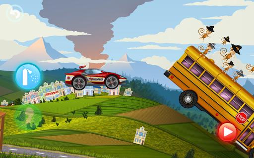Fire Fighters Racing: Fireman Drives Fire Truck  screenshots 4