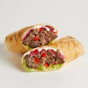 Beef Kofta Wrap