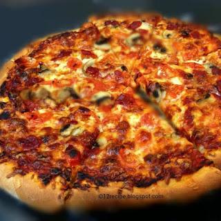 Chicken Tikka Pizza