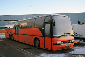 Photo: VE 79674 hos Volvo Truck Center i Drammen, 05.01.2009.