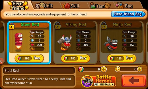 Larva Heroes: Lavengers 2.6.8 screenshots 6