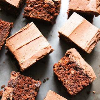Super Moist Healthier Chocolate Cake