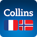 French<>Norwegian Dictionary icon