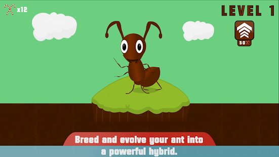 Ant Evolution : Planet of the tasty bugs - náhled