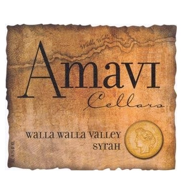 Logo for Amavi Walla Walla Valley Syrah