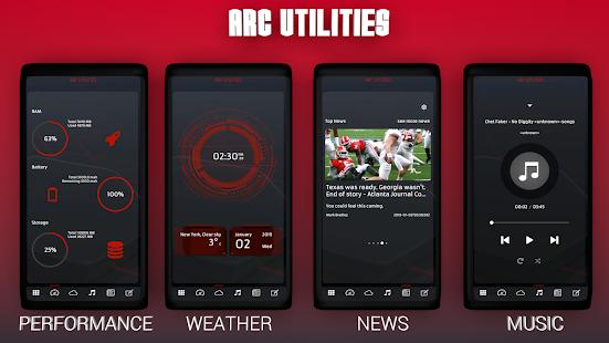 arc launcher premium apk download