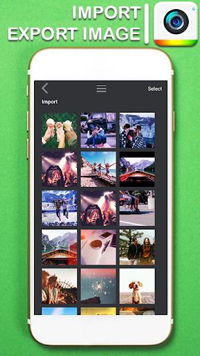 Guji Cam: Analog Film Filter 1.0.0.2 screenshots 5