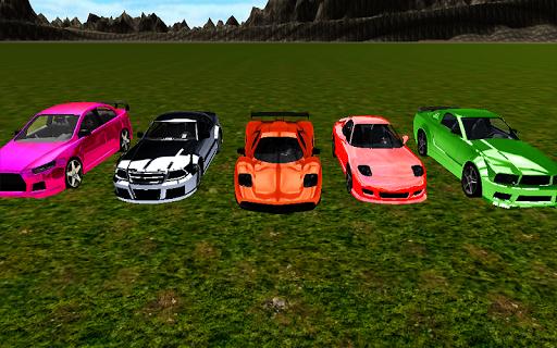 ExO Driving Simulator DEMO