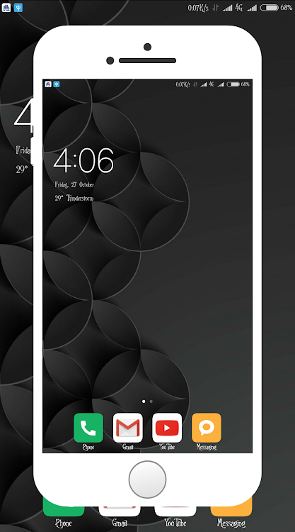 Black Wallpaper Android Apps Appagg