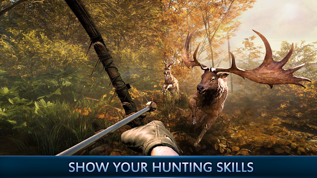 Animal Sniper Deer Hunting APK screenshot thumbnail 5