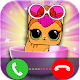 Call From LOL Pets Surprise Eggs Dolls Games (game)
