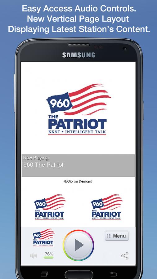 960 The Patriot - screenshot