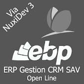 EBP ERP (Gestion + CRM + SAV)