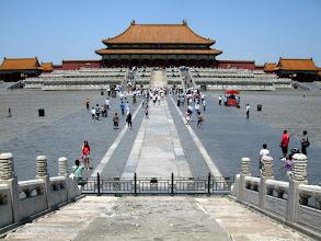 Photo: The Forbidden City