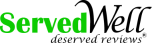 ServedWell Deserved Reviews logo