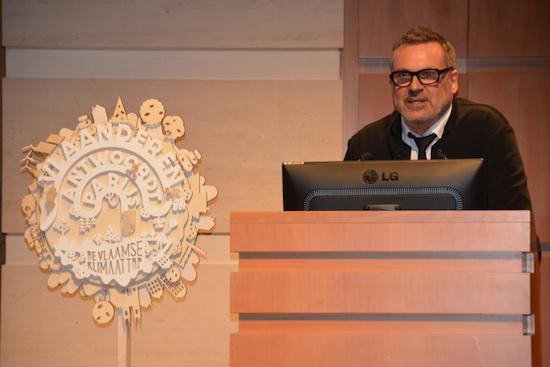 Leo Van Broeck over ruimte en klimaat op de Vlaamse klimaattop