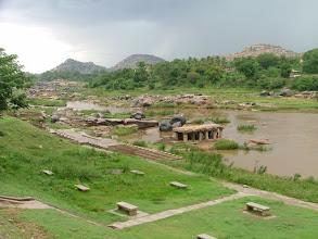 Photo: tungabhadra river