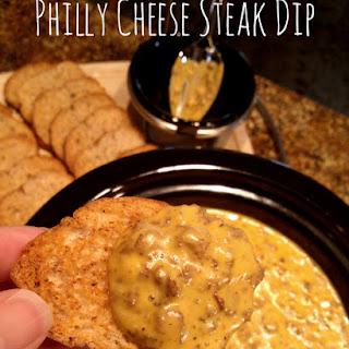 Philly Cheese Steak Dip.