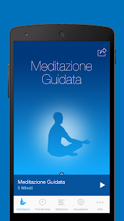 La Mindfulness App Screenshot