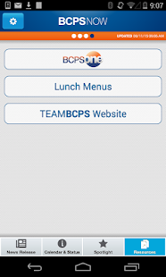 BCPS Now - screenshot thumbnail