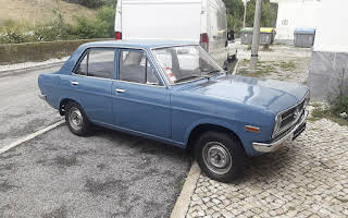 Datsun 1200 Deluxe Rent Lisboa (Lisabon)