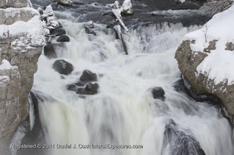 Photo: Firehole Falls on the Firehole river, Yellowstone National Park, Wyoming