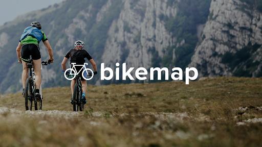 Bikemap Your Cycling Map Gps Navigation Aplikasi Di Google Play
