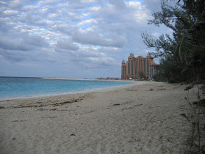 Photo: Yoga Retreat, Bahamas - beach